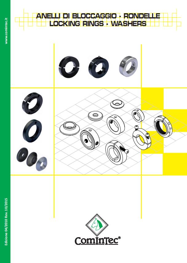 ComInTec - pierścienie zabezpieczejące (nakrętki zabezpieczające)